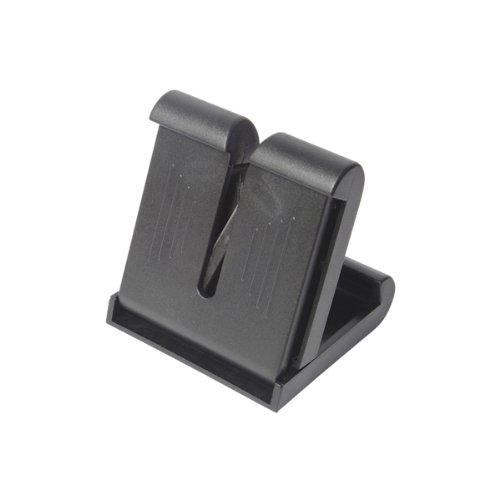 Vulkanus Basic Pocket Knife Sharpener, Black