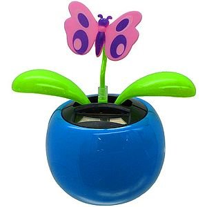 Solar Dancing Butterfly Toy - 1