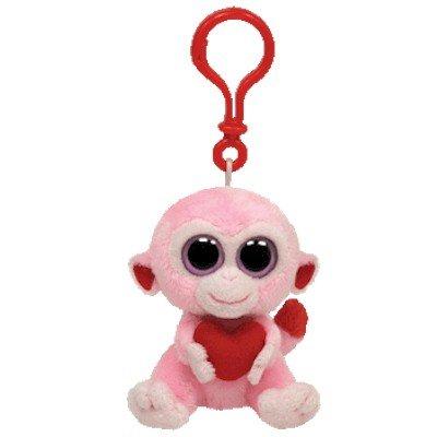 Ty Beanie Boos - Julep-Clip the Monkey - 1