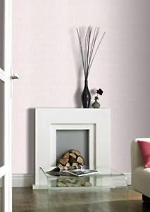 Superfresco Reva Wallpaper - White by New A-Brend