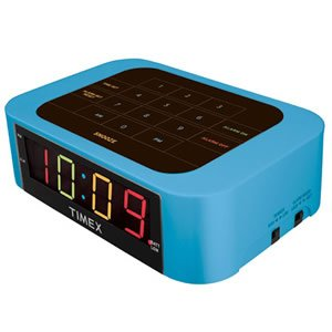 Sdi Technologies Simple Set Alarm Clock With Led Display