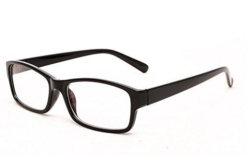 Jobson PC / パソコン用 眼鏡 メガネ ブルーライト 青色光 カット メンズ / レディース 兼用モデル Jobsonロゴ入りグロス & ケース セット JB9400 [メーカー長期保証6カ月] (幅広タイプ)