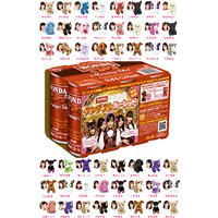 〔AKB48ワンダフルルーレット〕アサヒワンダモーニングショット6缶パック 190G*6ホン × 5パック