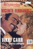 img - for Album De Oro (Letra De Canciones) Vicente Fernandez Y Vikki Carr book / textbook / text book