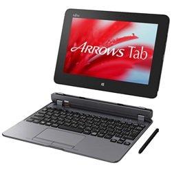 富士通 ARROWS Tab QH55/S [Windowsタブレット・Office付き] FARQ55S (シルバー)
