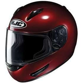 HJC CL-15 CL15 WINE SIZE:MED MOTORCYCLE Full-Face-Helmet