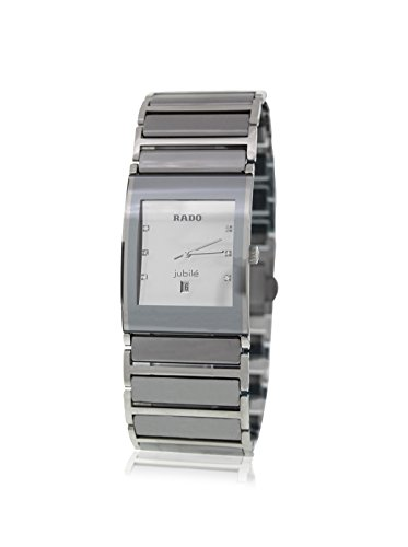 Rado Women's R20747102 Silver-Tone Ceramic Watch