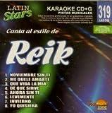 echange, troc Karaoke - Latin Stars Karaoke: Reik