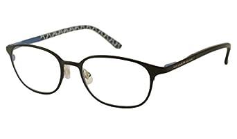 Kate Spade Kyla Eyeglasses-0X26 Black Blue Spade-49mm