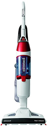 Bissell 1132E 1500-Watt Vacuum and Steam Cleaner