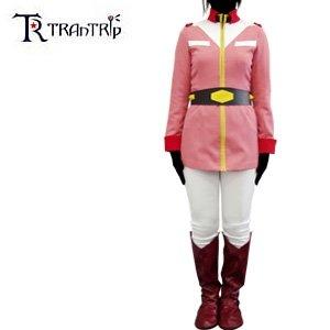 TRANTRIP ガンダム 連邦軍女子制服 ピンクVer