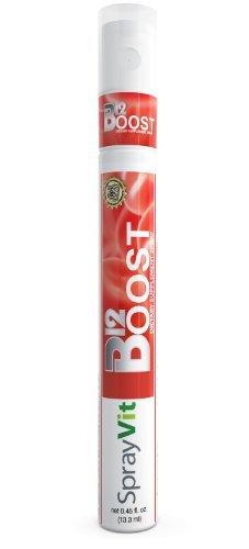 B12 Methylcobalamin All Natural Spray - 20X More Effective Than Pills **100% Money Back Guarantee**