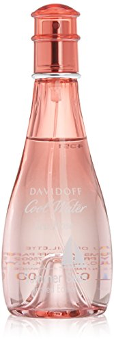 Davidoff, Cool Water, Sea Rose, Eau de Toilette da donna, 100 ml