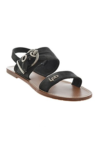 Sandali, nu les p'tites bombes piedi Pervinca, colore: nero, Nero (nero), 37