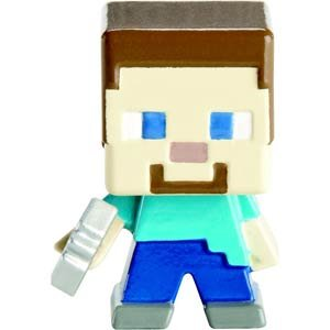 Minecraft Mattel Mystery Mini 1 Inch Single Figure Steve - 1
