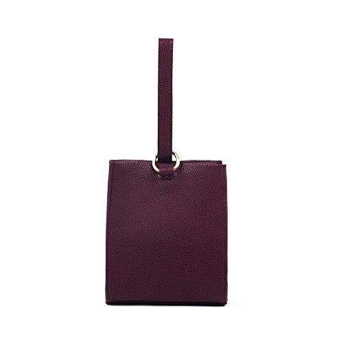 dearwyw-women-wrist-lightly-ring-belt-mini-top-handle-cross-body-bag-wine