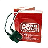 Power Wheels 6v Battery Set of 2