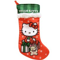 Hello Kitty Christmas 16 Inch Christmas Stocking