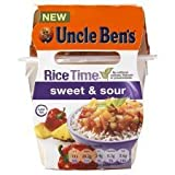 Uncle Bens Rice Time Sweet And Sour 300G