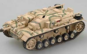 Easy Model 1:72 - Stug III Ausf F/8 - Sturmgeschutz Abt 191 Stalingrad, Sep 1942 - EM36149