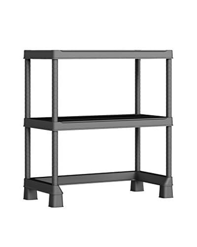 KIS Shelf Plus Open zwarte
