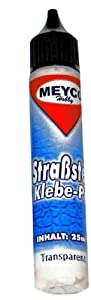 Straßstein Klebe-Pen, transparent, 25 ml