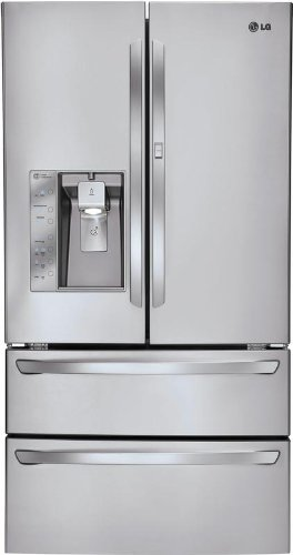 lg lmx30995st 30.3 cu. ft. stainless steel french door
