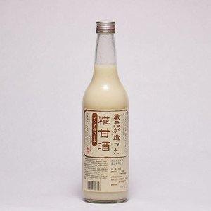 千代むすび 蔵元が造った 糀甘酒 600ml 鳥取 甘酒