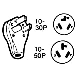 Range and Dryer Plug, RANGE/DRYER PLUG [Electronics] [Electronics] [Electronics]