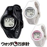 ダイエット ウォッチ 万歩計 歩数計 ヤマサ TM-400 腕時計タイプ【※このページは「ホワイト/シルバー」のみの販売です】ホワイト/シルバー
