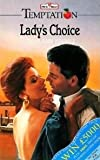 "Lady""s Choice (Temptation) (0263769380) by Jayne Ann Krentz"