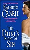 img - for The Duke's Night of Sin by Kathryn Caskie book / textbook / text book
