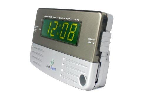 sonic boom alarm clock manual