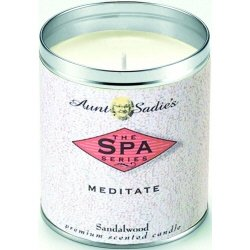 Aunt Sadie's Spa Candle, Meditate