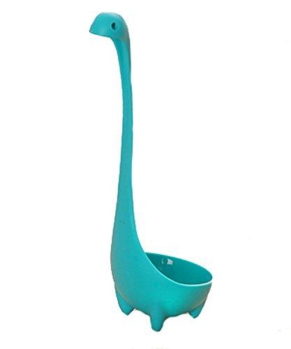 DAYAN soupe Louche Nessie cuisine Accueil Outils Accessoires (Bleu, Une seule taille)