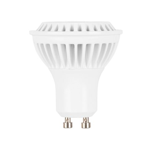 Globe Electric 01809 6.5-Watt Led For Life Mr16 Dimmable Soft White, High Performance Led Gu10 Base Light Bulb, 25-Watt Equivalent