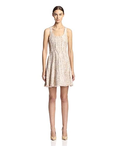 Jay Godfrey Women's Diaz Fit & Flare Tweed Dress