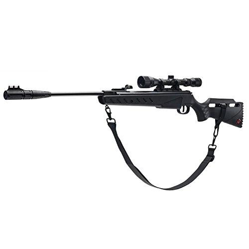 Umarex 3-9X32 Scope Ruger Targis Hunter  22 Air Gun Combo Black