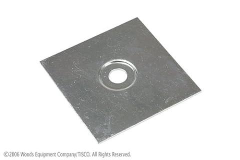 TISCO - FORD 8N NAA HEADLIGHT BRACKET. PART NO 8N13102