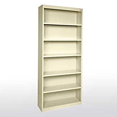 Sandusky Lee BA50361884-07 Elite Series Welded Bookcase, Putty