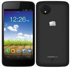 Pack of 2 Antiglare Matte Finish Screen guard Scratch Guard Protector For Micromax Canvas A1 Android One by ECellStreet