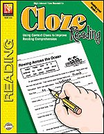 Cloze Reading (Rdg. level 4) - 1