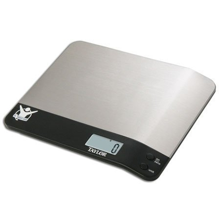 Digital Kitchen Scale-1037BL by The Biggest Loser