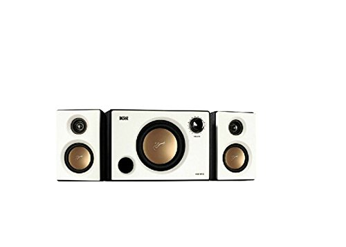 M10 2.1-Channel Multimedia Notebook Powered Wooden Desktop Computer Speakers Subwoofer Sound