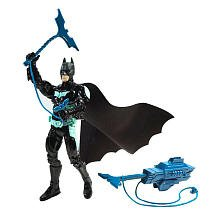Batman Dark Knight Basic Action Figure - Grapnel Gear - 1