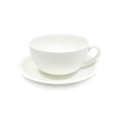Maxwell And Williams Cashmere Cappuccino Cup And Saucer, 12-Ounce