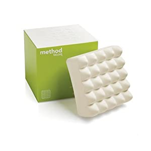 Method Bloq Natural Body Bars Pure