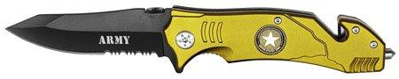 Seat Belt Cutter Knife