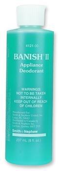 Banish II Liquid Deodorant [BANISH II LIQ DEOD 8 OZ] (CS-6)