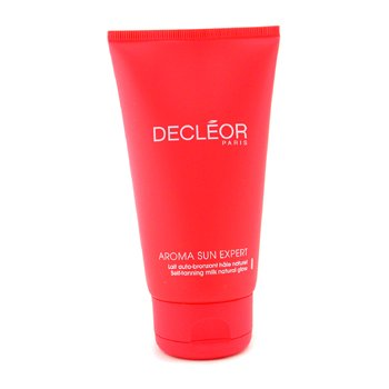 Sun & Self Tanning by Decleor Aroma Sun Expert Self-Tanning Milk Natural Glow 125ml